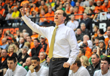 In his fifth year as Oregon head coach, Altman has instilled a winning culture in Eugene.