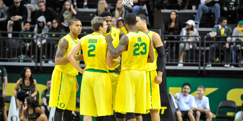 Oregon Looks to Close Regular Season on a High Note