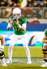 Could Lockie find himself starting in next seaons PAC 12 Championship?