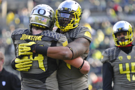 Johnstone and Bucker will be the leaders of the offensive and defensive lines in 2015