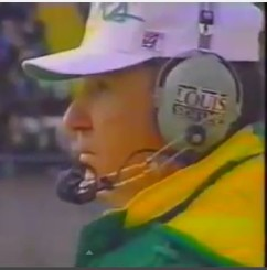 Rich Brooks - Ducks Football Coach - 1977-1994