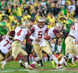 Is Winston handing off the top draft position to Mariota?