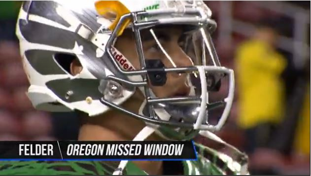 "After Oregon's national championship appearance, pundits speculated on whether Oregon's window had ""closed."""