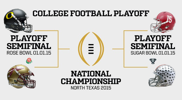 college championship game college football playoff final