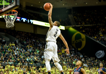 Joseph Young kept Oregon Basketball alive last season