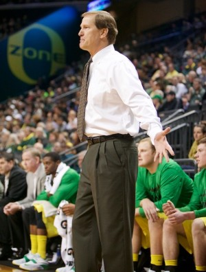 Dana Altman is building an Ontario pipeline to Eugene.