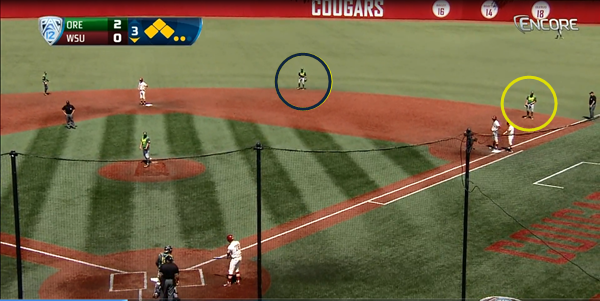 Infield Normal Right