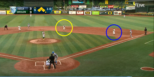 Infield Right