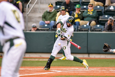 Tim Susnara went 2-4 with 2 RBI against UCLA.