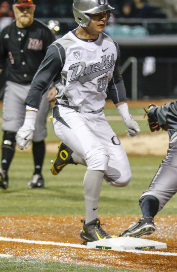 Ducks go all-gray against New Mexico State.