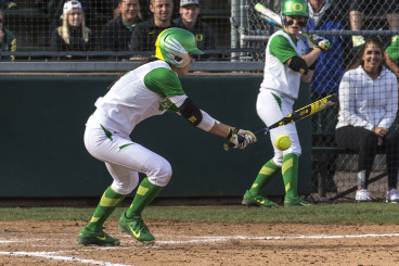 Janie Takeda sparked the Oregon offense yet again, leading to a 8-0 rout of BYU.