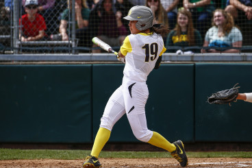 Takeda hopes to conclude her record breaking final season with Oregon with a national championship.