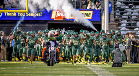 "The Oregon Ducks' ""Win The Day"" slogan has become a national phenomenon."