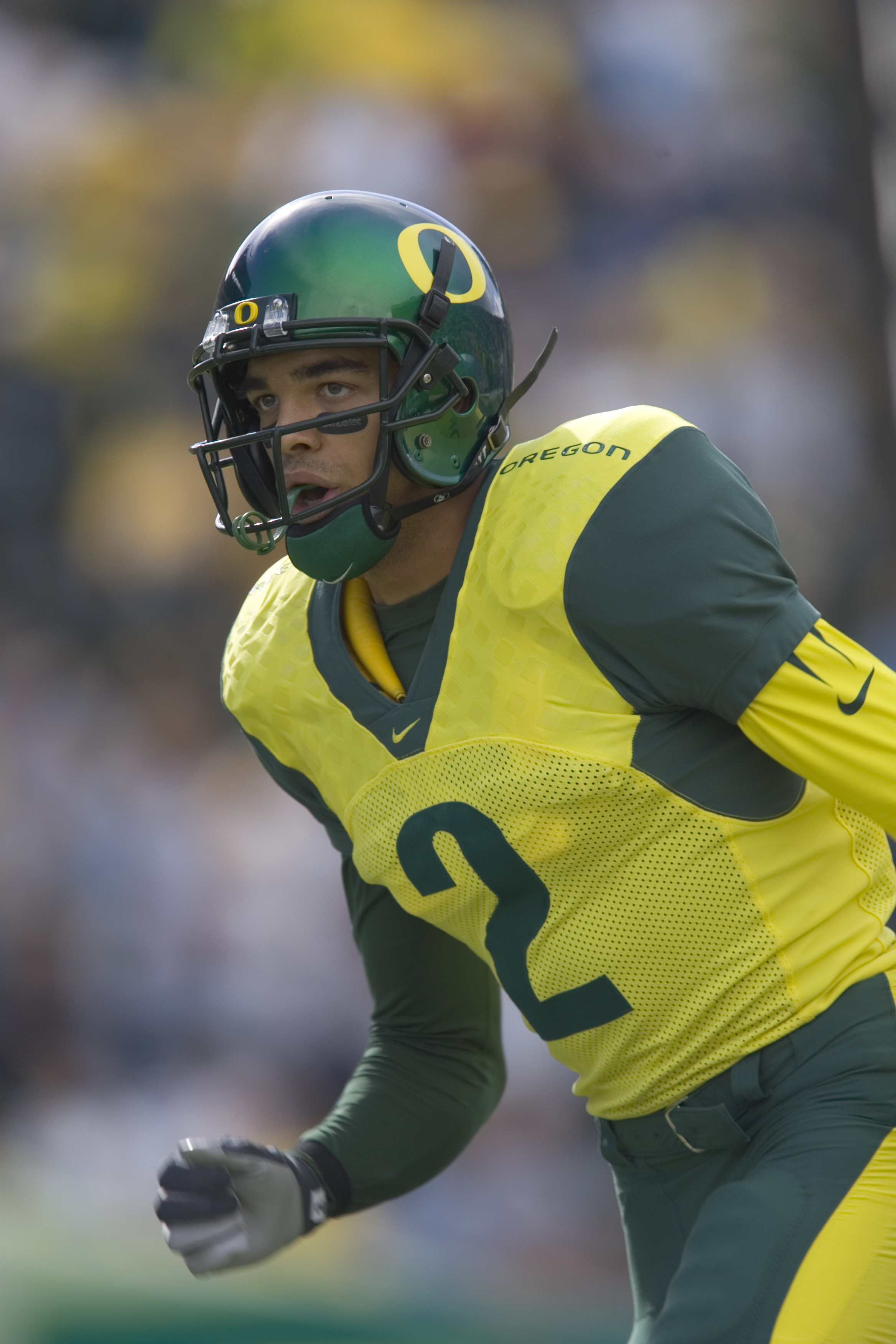 Jordan Kent, Oregon Ducks Wide Receiver (2005-2006)