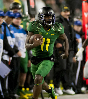 The return of Bralon Addison makes Oregon more potent in 2015.