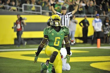 DeAnthony Thomas could have gone anywhere, but chose Oregon