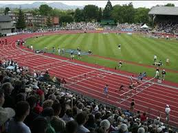 The always popular Hayward Field.