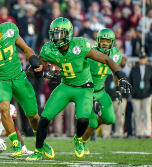 Reggie Daniels will anchor the Duck secondary this season.