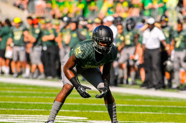 Seisay will rely on experience from his freshman season to help anchor a young, inexperienced Ducks secondary.