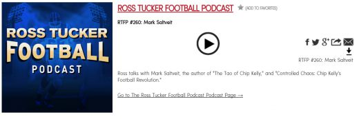 ross tucker podcast page