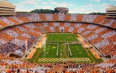 Fans at Neyland Stadium will have their number one receiver for touchdowns on the field in 2015