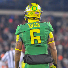 Could Charles Nelson be the next two-way player in the Pac-12?