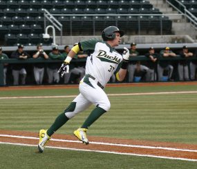 Tolman is the all time Ducks leader in doubles, RBI and multiple RBI games