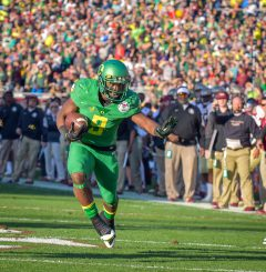Byron Marshall is a dangerous weapon for the Ducks
