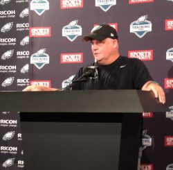 Chip Kelly explains it all to you