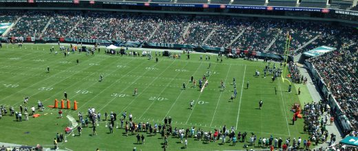 15,000 - 20,000 fans attended open practice on August 4th