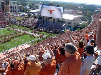 The Longhorns have already switched offensive coordinators as well as quarterbacks this season