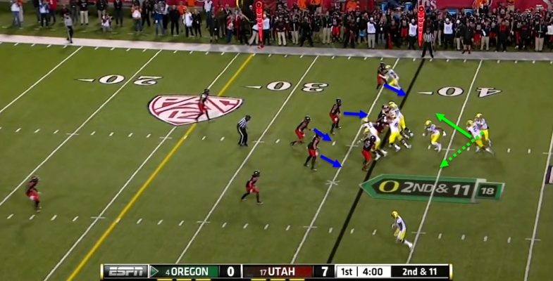 Utah loves to take away the run and force you to throw.