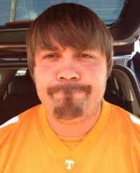 This fan understands the power of great facial hair.