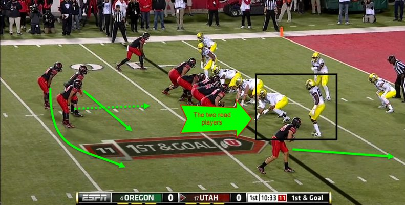 This is not your typical triple option.