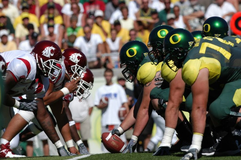 Oregon's loss Saturday to Washington State was its first in Eugene since 2003.