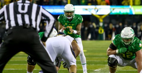 A healthy Vernon Adams behind center has made a huge difference
