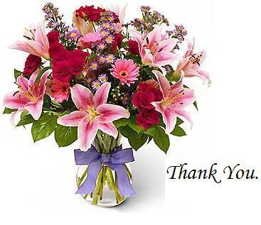 To all of you, my gratitude
