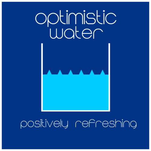 I'm actually drinking from a cup of optimistic water right now. It will be a tough game, but I'm feeling okay.