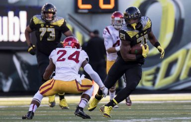 Oregons strong finish included a win over USC.