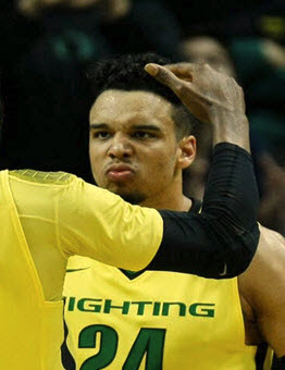Dillon Brooks will use it as motivation.