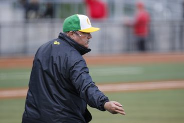 Horton is considering changing Oregon's approach at the plate.