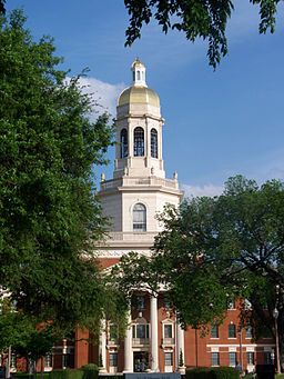 Baylor University Witnessed an alarming number of violent crimes and did little about them.