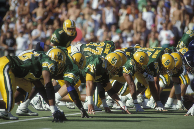Oregon's win over Washington in 1994 was one of 17 wins in the past 21 matchups.