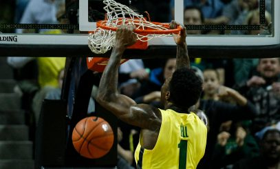 At 6'9 Jordan Bell will be an important part of Oregon's inside game.