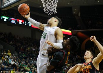 Dillon Brooks returns after a stellar sophomore season to lead the Ducks