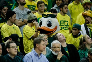 Everyone is going to want a seat for the top five ranked Oregon basketball team.