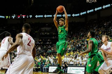 Tyler Dorsey started 35 games as a freshman last season
