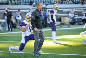 Chris Petersen hopes the Pac-12's struggles this year don't keep them out of the CFP
