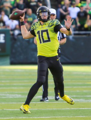 Justin Herbert was fallible again this week, but he has done plenty to show he is the future at quarterback.