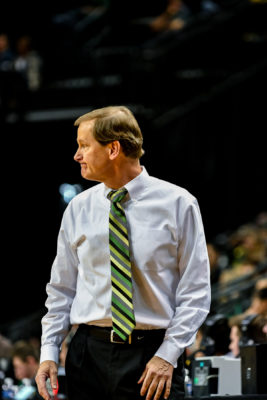 Oregon coach Dana Altman has a lot of work to do to get Oregon to play up to their potential